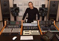 Maor Appelbaum masters new Faith No More album with the help of MUTEC's MC-3+ Smart Clock