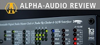MC-3+USB reviewed on Alpha-Audio