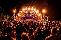 Tight bass and clear sound without digital harshness: the Burning Beach Festival 2018 with MUTEC Clocking solutions and REALHORNS SOUNDSYSTEMS